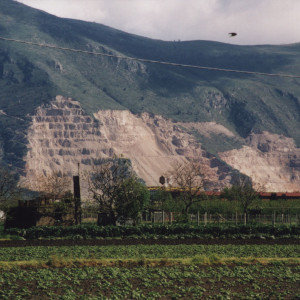 Exploitation and environmental reclamation of a limestone deposit (2005)