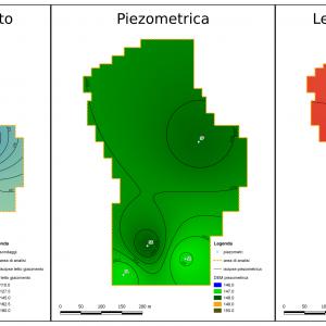 Analisi critica del progetto di ampliamento di una cava di gesso in sotterraneo (2013)