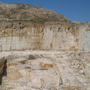 EXPLOITATION AND RECLAMATION OF AN ORNAMENTAL STONE QUARRY (2013)